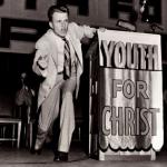 On Billy Graham's Repose